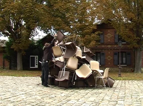 Centre d'Art de la Ferme du Buisson – Ecole Européenne Supérieure de l'Image de Poitiers - Vincent Thomasset