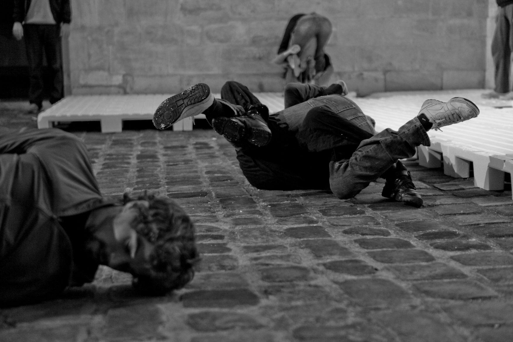 Nuit Blanche, Paris - Vincent Thomasset