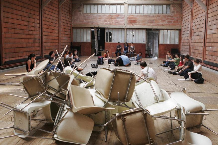 Studio Théâtre de Vitry - Vincent Thomasset
