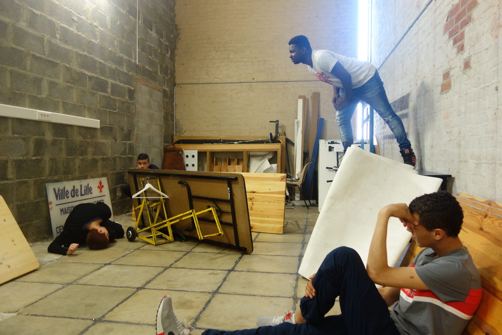 Latitudes Contemporaines, ALEFPA, Lille - Vincent Thomasset