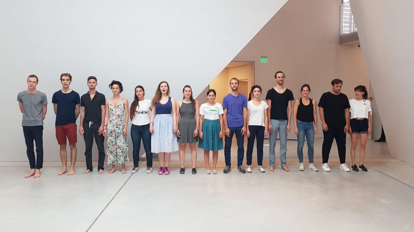 La Biennale di Venezia, masterclass - Vincent Thomasset